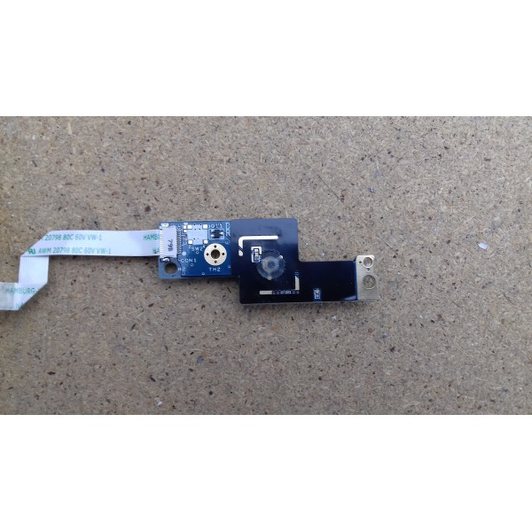 Power button Dell Precision M6400 (DAXM1TH24E0)